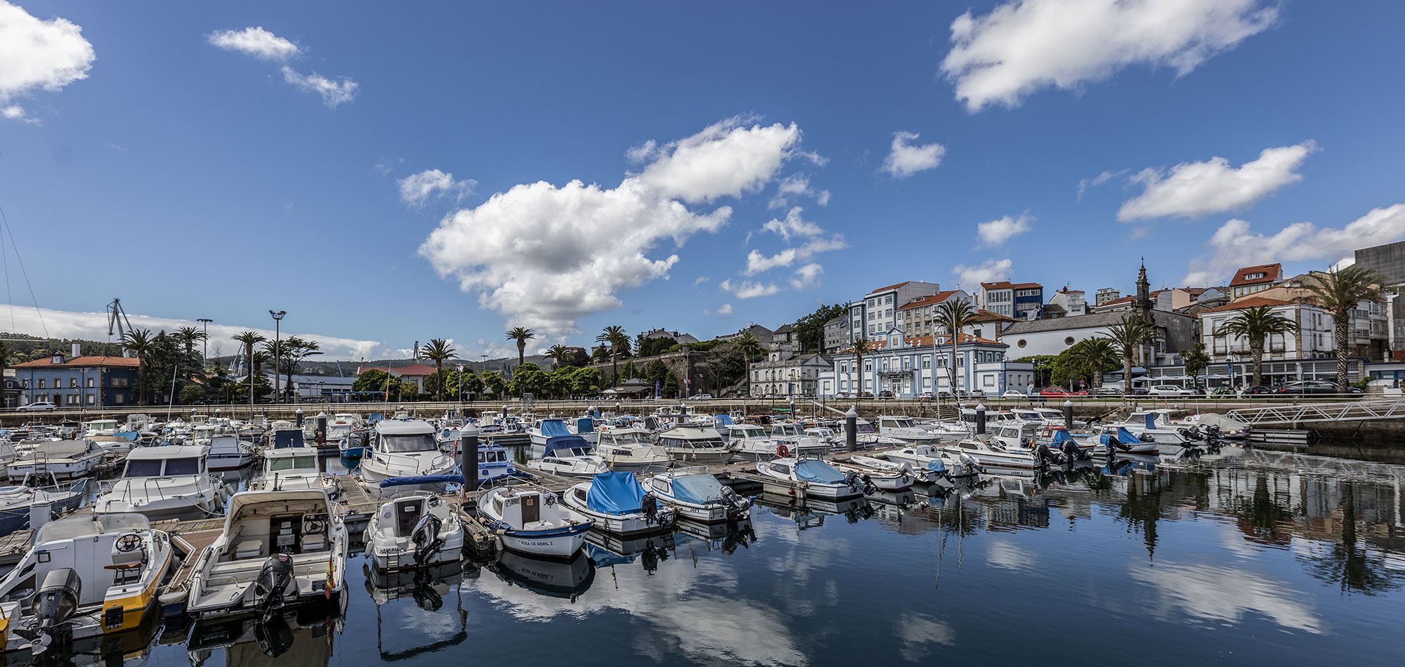 Ferrol Curuxeiras de donde sale el camino