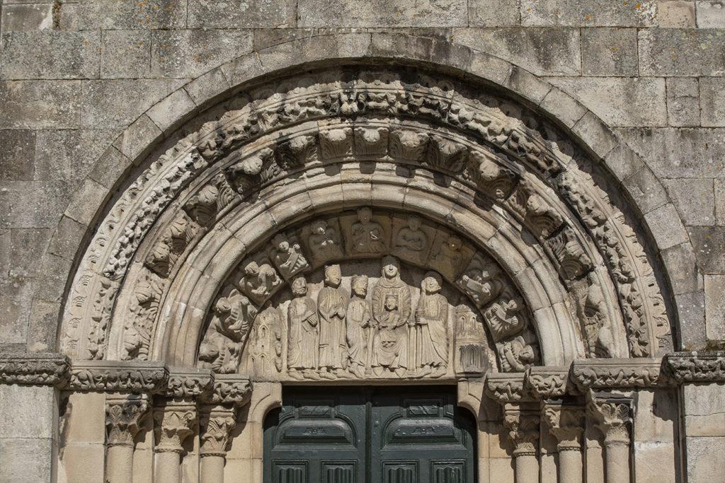Colegiata Coruña