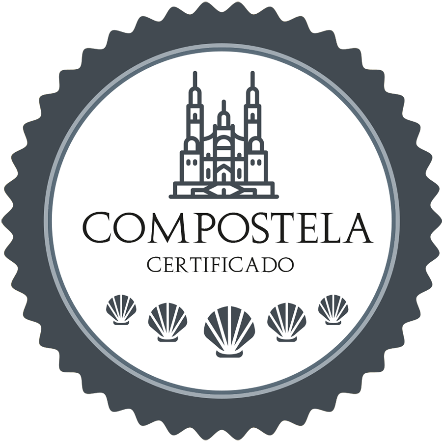 Compostela certificado