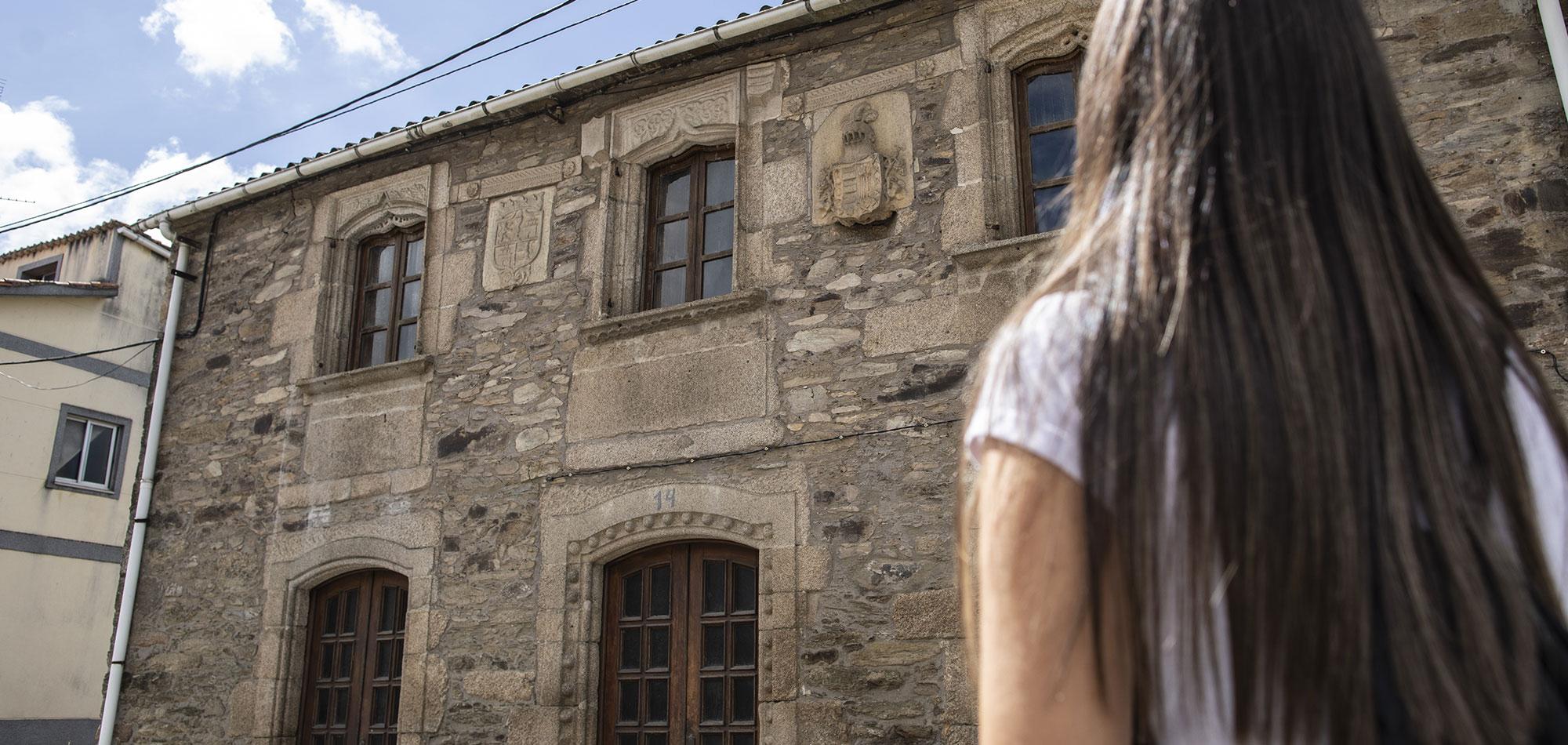 Casa donde durmió Felipe II