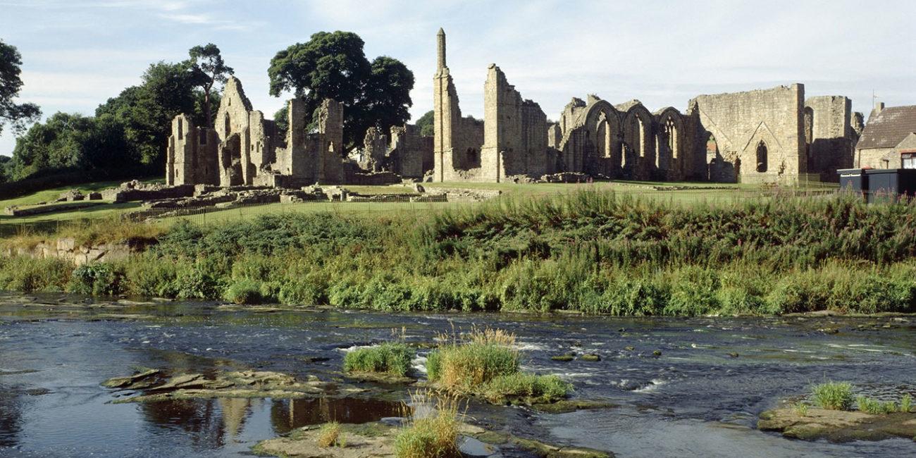 Abadía de Finchale