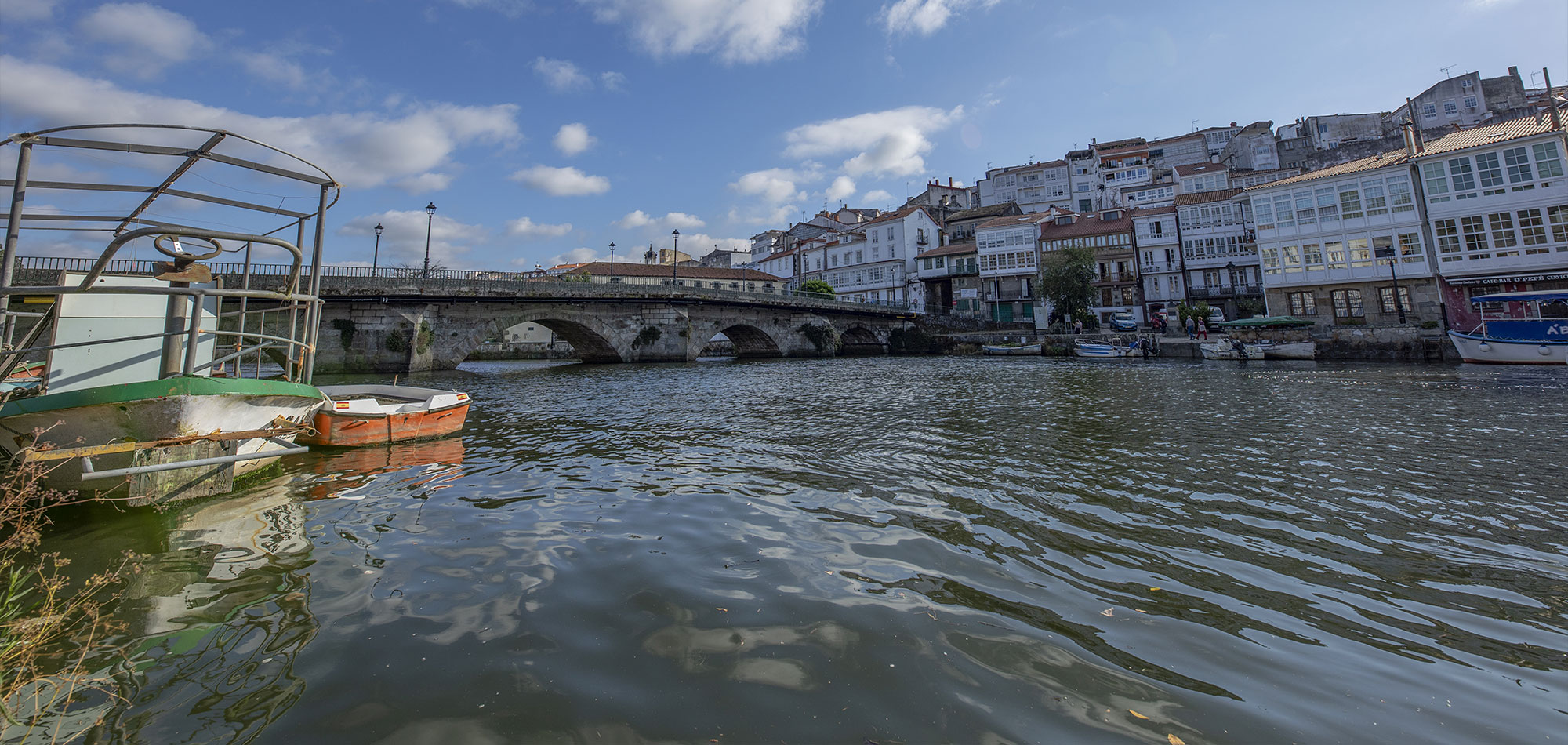 Pont vella de Betanzos