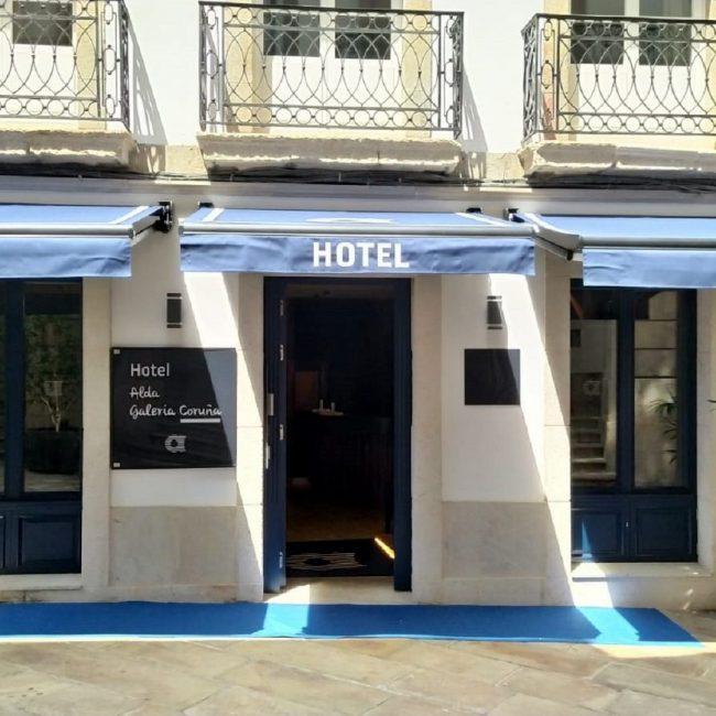 Hotel Coruña