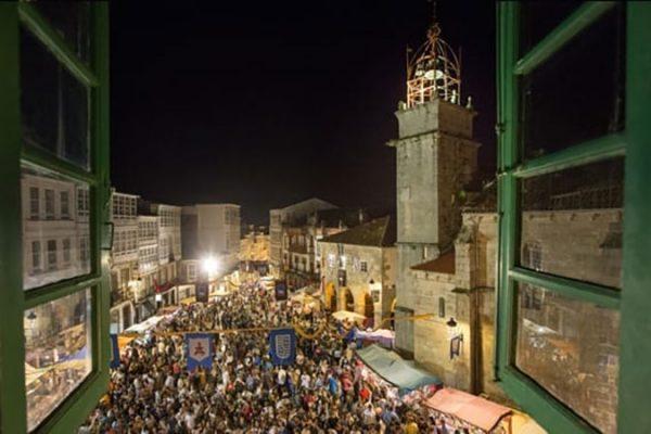 Feria medieval de Betanzos