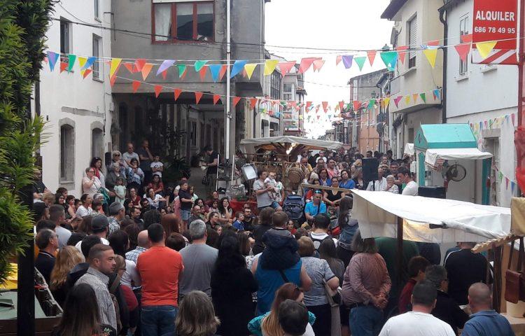 Fiesta medieval galicia