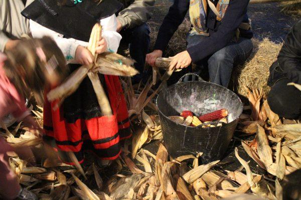 Festa da esfola en Narón