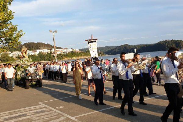 Festa do Carmen en Miño