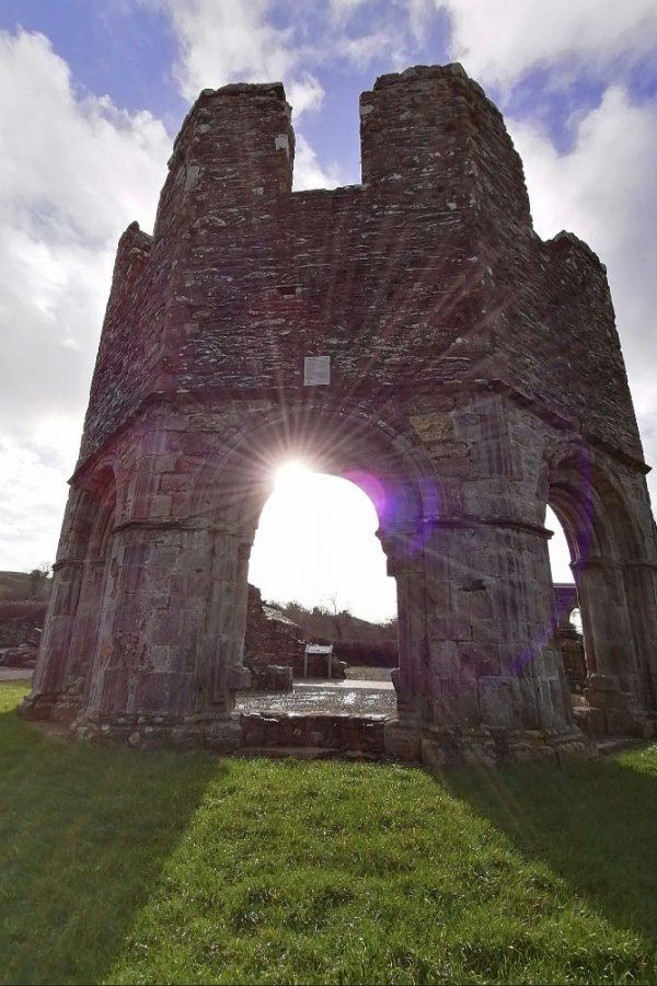 Mellifont Abbey, Boyne Valley Camino