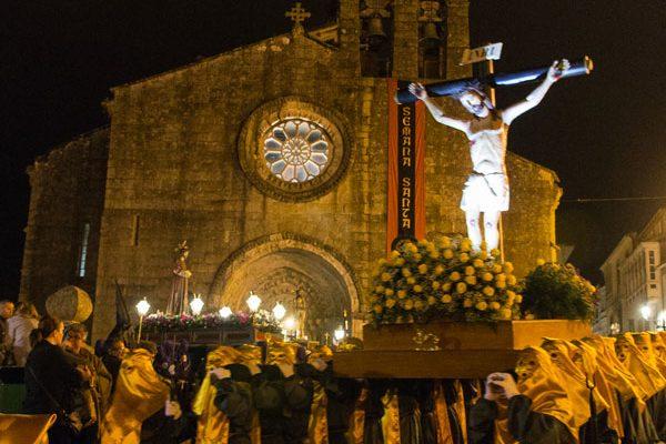 Semana Santa en Betanzos
