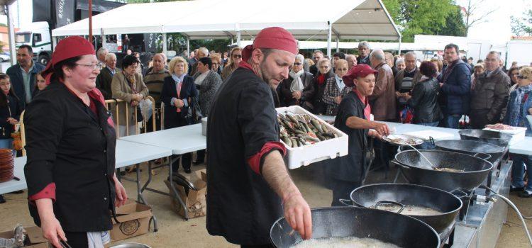 Festa da troita oroso sigüeiro